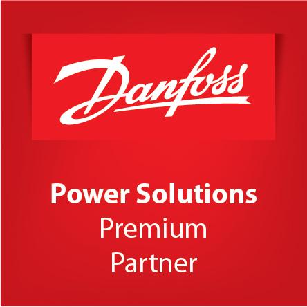 Auszeichnung mit Danfoss Premium Status